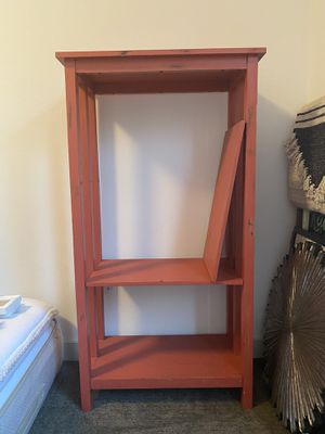 Bookshelf with adjustable shelves for Sale in Seattle, WA