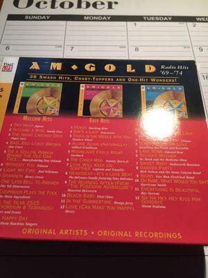 CD 3pack 1969-74 hit , 3 pack 1 hit wonders for Sale in CT, US