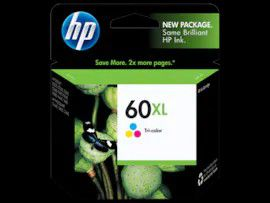HP 60xl tricolor ink for Sale in Issaquah, WA