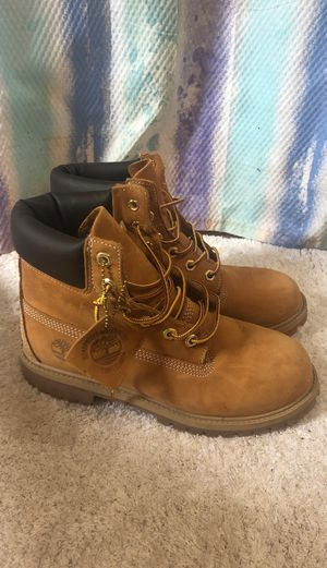 Tan Timberland Boots for Sale in Durham, NC