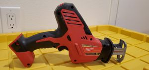 Milwaukee M18 HACKZALL Cordless One-Handed Reciprocating Saw Bare Tool 18 volt for Sale in Mountain View, CA