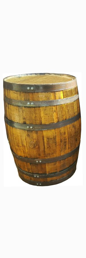 Oak whiskey rustic wine barrel for decor restaurant sports bar smoke shop tiki hut patio backyard furniture for Sale in Virginia Gardens, FL