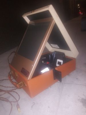 Slide projecter for Sale in San Francisco, CA