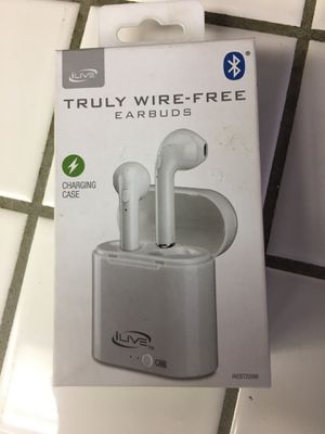Wireless Bluetooth earbuds for Sale in Apple Valley, CA