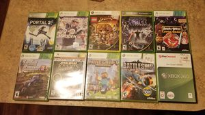 10 Xbox 360 games for Sale in Clayton, NC