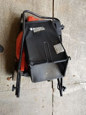 Black n Decker Electric Lawn Mower for Sale in Norcross, GA