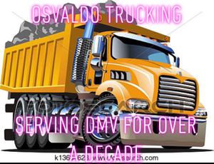 Osvaldo trucking delivery service for Sale in Aspen Hill, MD