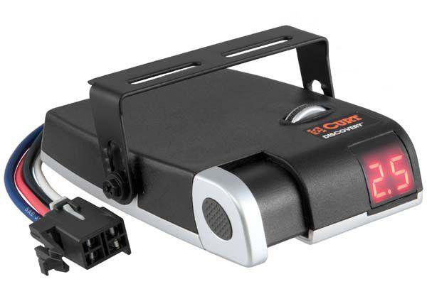 Brake controller with adapter for honda pilot