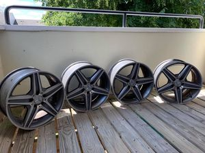 Set of 4 rims for AMG for Sale in Naperville, IL