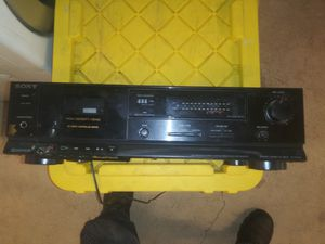Sony TC-FX170 Dolby Recording Cassette Deck for Sale in Wenatchee, WA