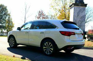 Best Runs / White 2014 Acura MDX 3.5L SH-AWD SUV 4dr V6 Auto Premium for Sale in Washington, DC