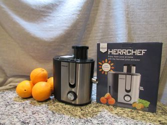 Juicer- Herrchef for Sale in Spokane, WA