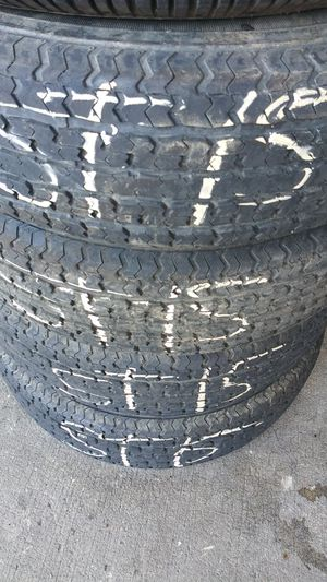 Trailer tires ST15 for Sale in Moreno Valley, CA
