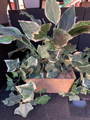 Fake Plant and Holder for Sale in Carrollton, TX