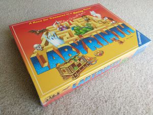 Labyrinth board game for Sale in Belmont, CA
