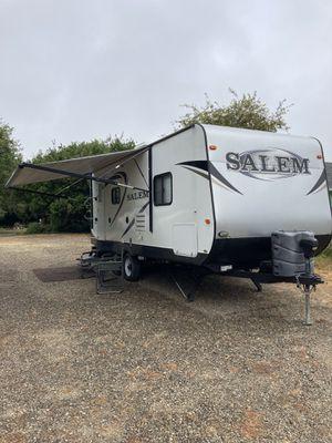 2014 21' Forest River Salem travel trailer for Sale in Portland, OR
