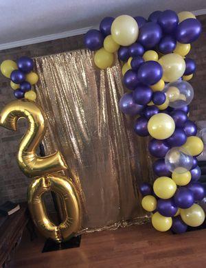 Balloon garland for Sale in Virginia Beach, VA
