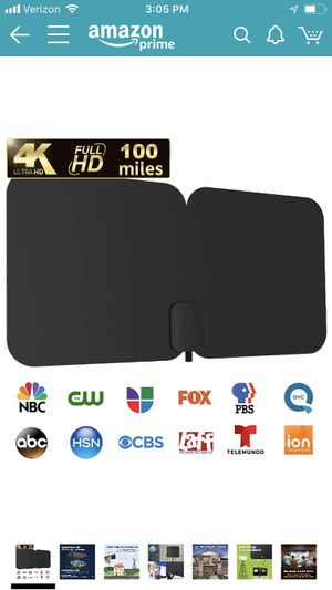 HD antenna for Sale in Irvine, CA