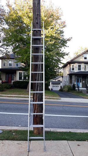 Werner 24 ft Aluminum Ladder for Sale in Baltimore, MD