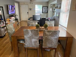 6 person Dining Room Set for Sale in Tacoma, WA