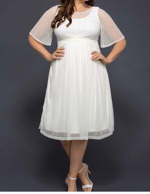 Plus size wedding dress for Sale in Morton Grove, IL