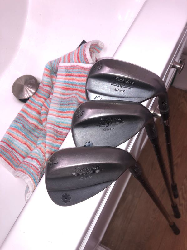 Sm7 titleist wedges