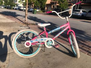 Girls bicycle size 20 inch rims selling for $10 for Sale in Miami, FL
