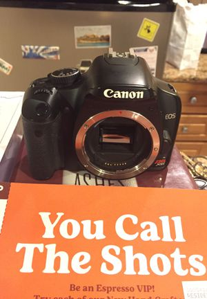 Canon Rebel Xsi (Body Only) for Sale in Washington, DC