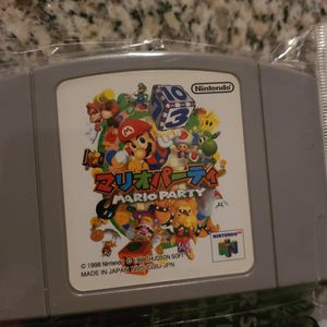 Mario Party N64 for Sale in Chandler, AZ
