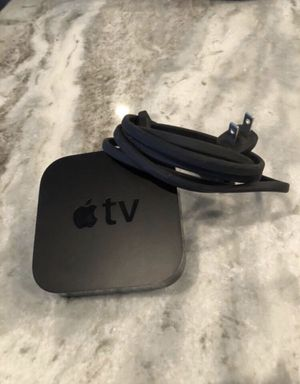 Apple TV with no remote for Sale in Cary, NC