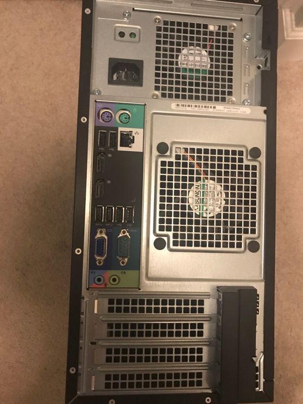 Dell Optiplex 790, i5, 8 GB RAM, 500GB hard drive - computer