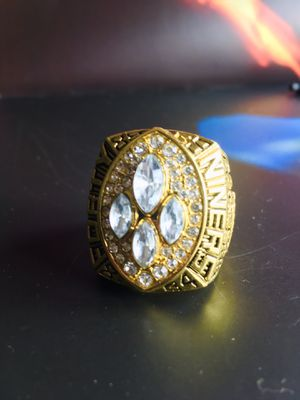 49ers '89 back to back Super Bowl Fan Appreciation Ring (Brand New) for Sale in San Francisco, CA
