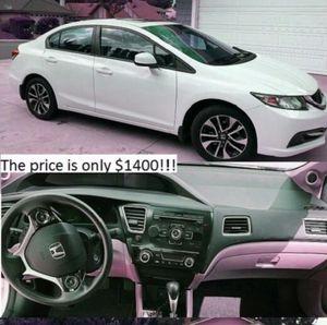 2013 Honda Civic Price$1400 for Sale in Cambridge, MA