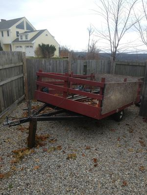 Homemade trailer .. for Sale in Worcester, MA