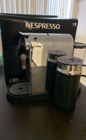 NESPRESSO Coffee Machine for Sale in Arlington, VA
