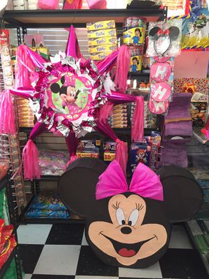 Minie Mouse Piñatas for Sale in San Diego, CA