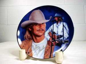Alan Jackson Plates for Sale in Georgetown, DE