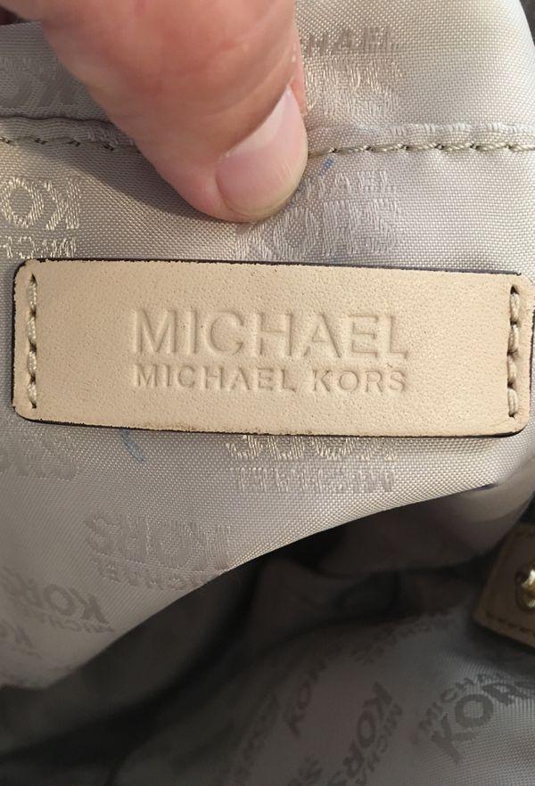 MK Patent Leather