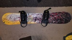 Burton 160 snowboard for Sale in Las Vegas, NV