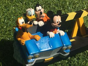 Mickey Mouse , Goofy Donald Duck & Pluto. Rare for Sale in Pico Rivera, CA