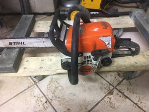 "Excellent chainsaw stihl 16"" for Sale in Vienna, VA"