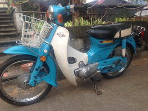 1981 honda passport c70 for Sale in Portland, OR