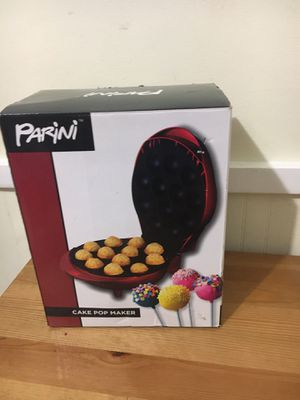 Cake pop maker for Sale in Germantown, MD