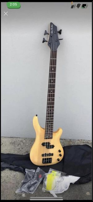Electric guitar 4 string for Sale in Livermore, CA