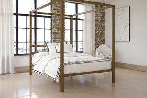 Full size canopy bed frame for Sale in Philadelphia, PA