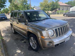 Jeep Patriot 2008 for Sale in Stockton, CA