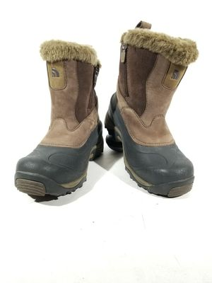 THE NORTH FACE Women Sz 6 WATERPROOF 400gm Primaloft Shearling Winter Snow Boots for Sale in Denver, CO