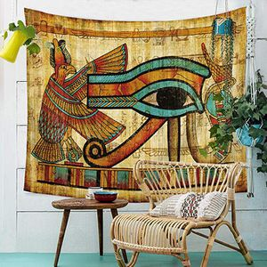 Ancient Egypt Art Wall Hanging Tapestry Home Dorm Living Room Or Guest Room Decoration HYC02-B-US (150130 cm, 5) for Sale in Durham, NC