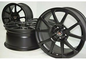 "19"" Cadillac CTS-V Factory OEM 19 inch CTSV Coupe Black Wheels Rims for Sale in Solana Beach, CA"