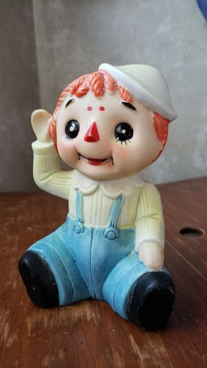 Vintage Ragedy Andy porcelain figurine located in Montrose, Colorado. for Sale in Montrose, CO
